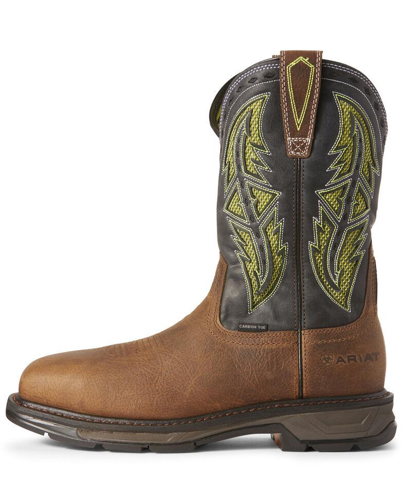 1ef6fbe8293 Ariat Men's Workhog XT VentTEK Western Work Boots - Carbon Toe