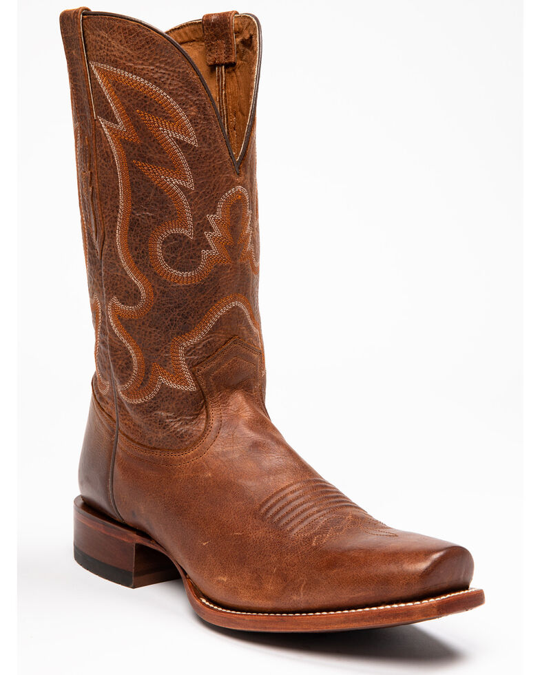 Cody James Men's Moscow Rust Western Boots - Narrow Square Toe, , hi-res
