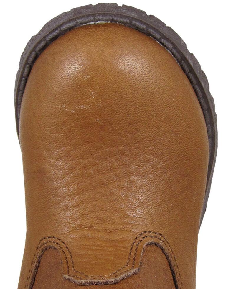 Smoky Mountain Toddler Boys' Jackson Western Boots - Round Toe, Brown, hi-res