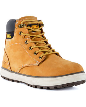 DeWalt Men's Plazma Hybrid Work Boots - Steel Toe, Wheat, hi-res