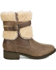 UGG Women's Dove Blayre III Boots , Brown, hi-res