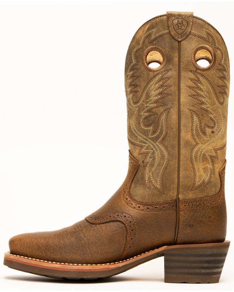 d07bec9ca16 Ariat Men's Roughstock Heritage Western Boots