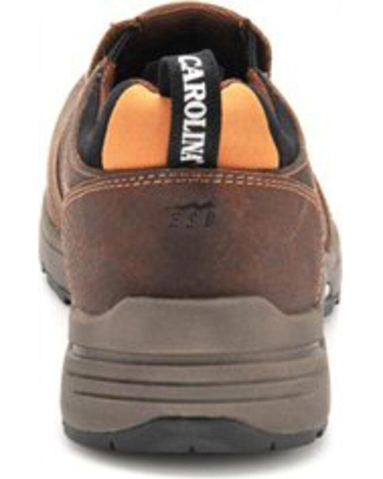 Carolina Men's ESD Composite Toe Slip-On, Brown, hi-res
