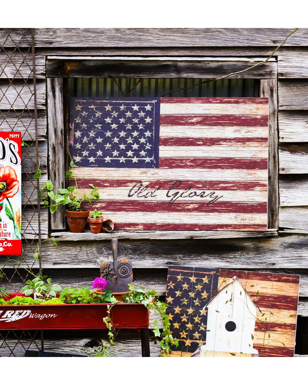 Evergreen Old Glory U.S. Flag Wall Sign , Multi, hi-res