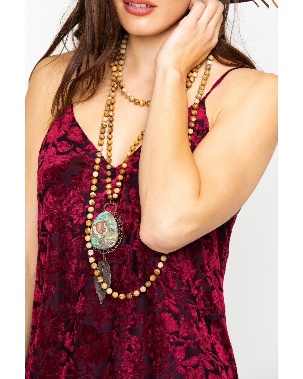 Eyeshadow Women's Flocked Velvet Dress, Burgundy, hi-res