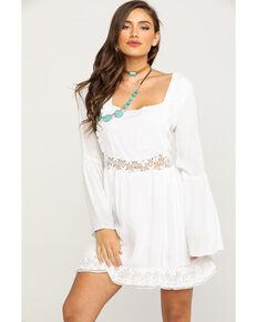 Show Me Your Mumu Women's White Sicily Mini Dress, White, hi-res