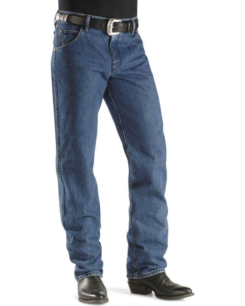 3801c1130a6 Wrangler Men s Premium Performance Regular Fit Jeans