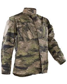 Tru-Spec Men's Camo Urban Force TRU Short Sleeve Work Shirt , Camouflage, hi-res