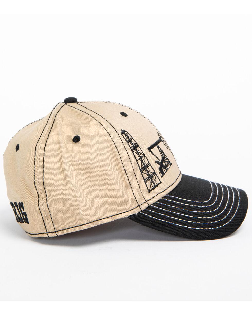 Cowboy Hardware Men's Rig & Well Cap, Lt Brown, hi-res