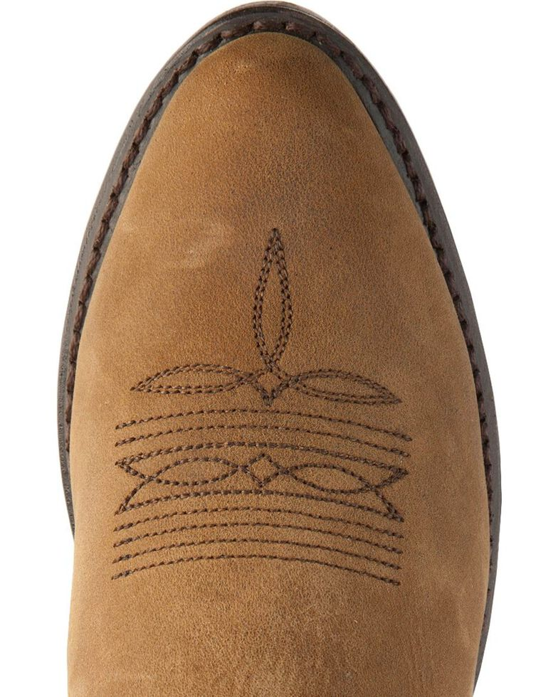 """Sage Boots by Abilene Women's 11"""" Longhorn Western Boots, Distressed, hi-res"""