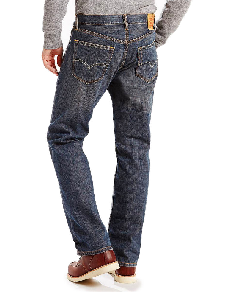 Levi's Men's 559 Range Relaxed Straight Leg Jeans , Blue, hi-res