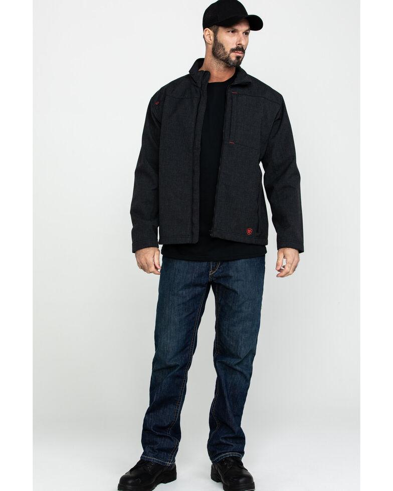 Ariat Men's Black FR Vernon Jacket, Black, hi-res