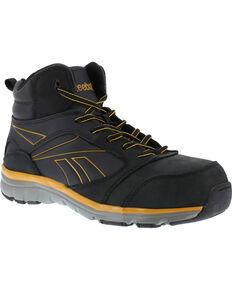 5769a78f1b6 Reebok Men s Tarade High-Top Athletic Work Shoes - Composite Toe