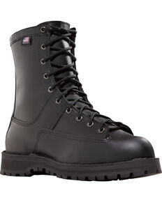 "Danner Unisex Recon 8"" Uniform Boots, Black, hi-res"