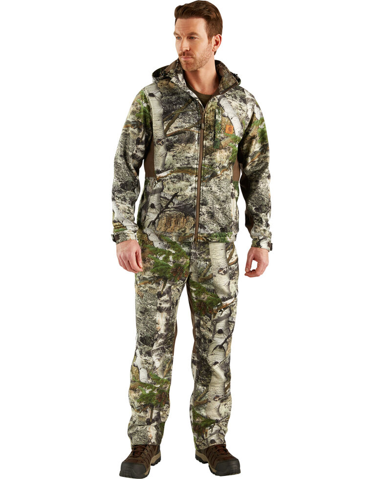 Carhartt Men's Camo Buckfield Work Jacket, Multi, hi-res