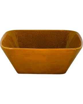 HiEnd Accents Savannah Serving Bowl, Mustard, hi-res