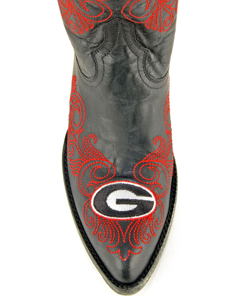 7b0aefb76af Gameday Boots Women's University of Georgia Western Boots - Pointed Toe