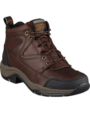 Ariat Women's Terrain Hiking Endurance Boots, Sunrise, hi-res