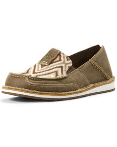 f69269ad2299 Ariat Women's Aztec Cruiser Shoes - Moc Toe