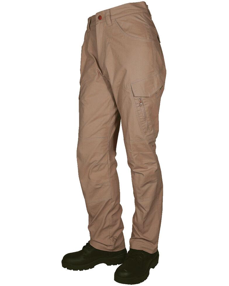 Tru-Spec Men's Coyote Tan 24-7 Delta Work Pants , Tan, hi-res