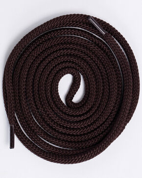 "BB Ranch 63"" Brown Boot Laces, Brown, hi-res"