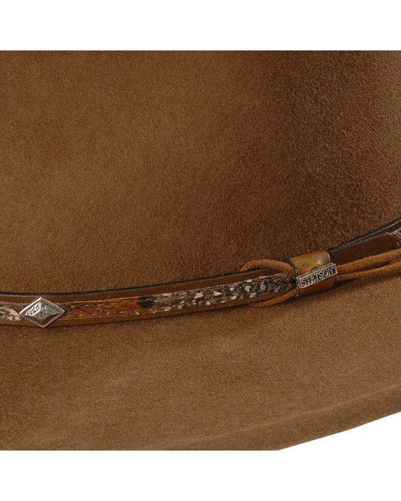 Stetson Mountain Sky Crushable Wool Felt Hat, Acorn, hi-res