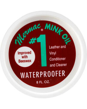 Boot Barn®  Mermac Mink Oil Tub, No Color, hi-res