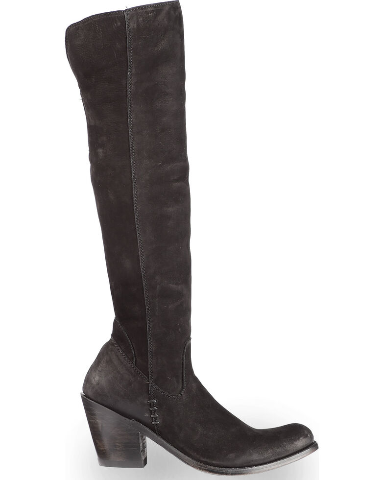 Liberty Black Women's Black Soho Boots - Pointed Toe , Black, hi-res