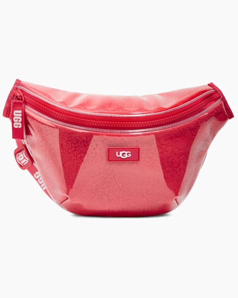 UGG Women's Clear Belt Bag, Pink, hi-res