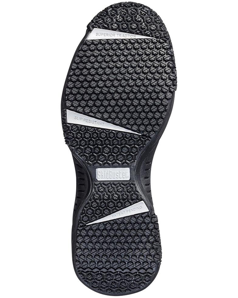 Nautilus Men's Black Athletic Work Shoes - Composite Toe , Black, hi-res