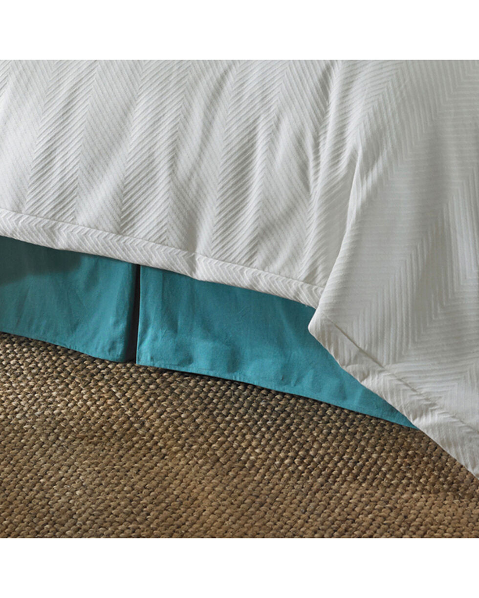 HiEnd Accents Catalina Queen Bedskirt , Multi, hi-res