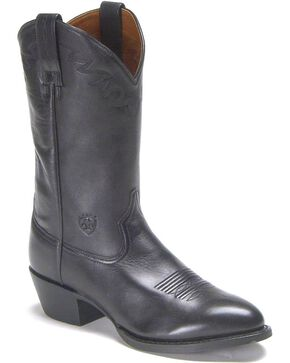 Ariat Men's Sedona Western Boots, Black, hi-res