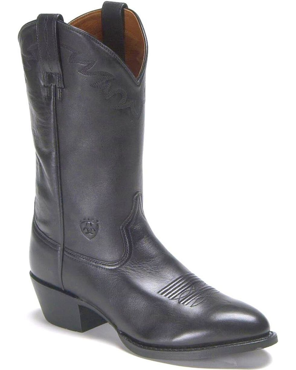 Ariat Men's Sedona Western Boots, Black, hi-res