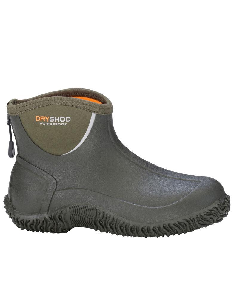 Dryshod Men's Legend Camp Ankle Boots, Grey, hi-res