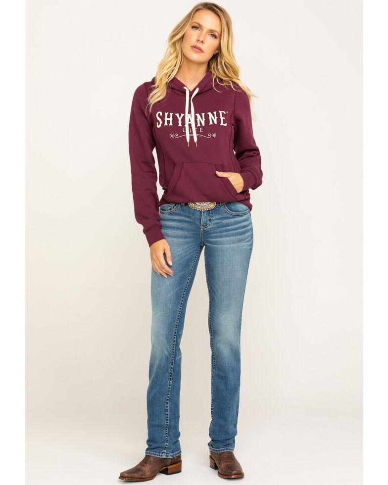 Shyanne Life Women's Medium Starlight Straight Jeans, Blue, hi-res
