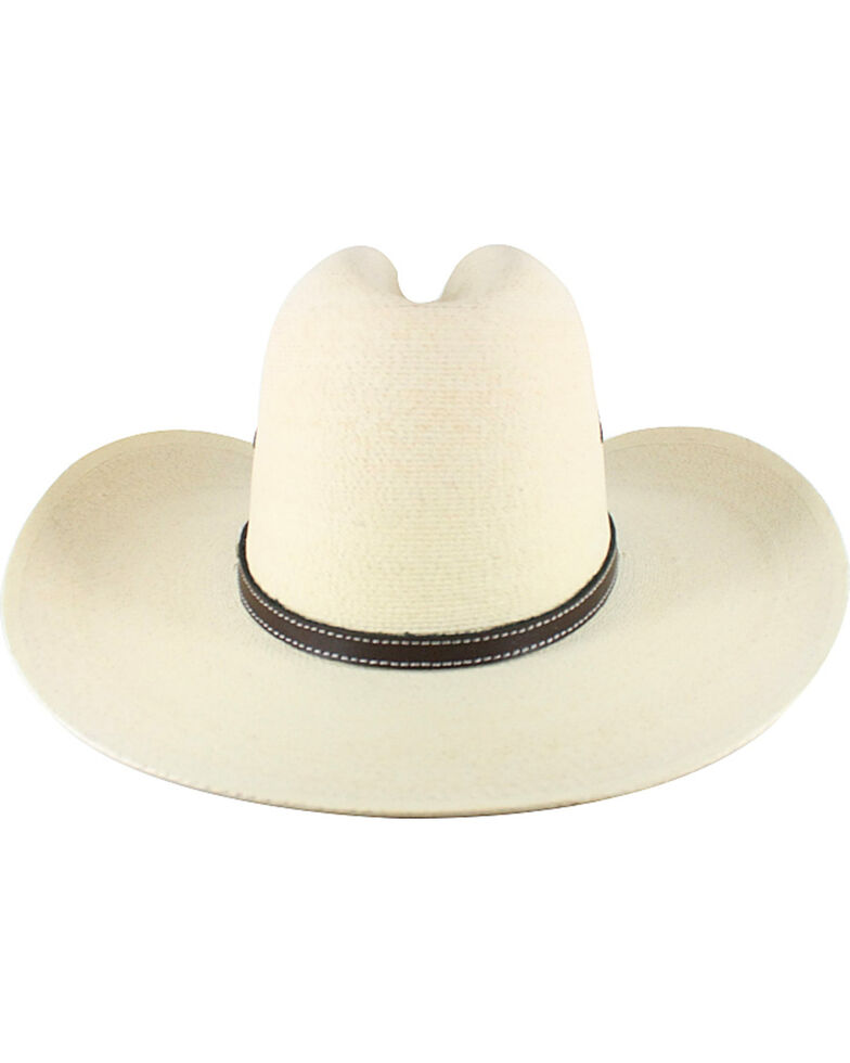 3e3327ca5 Atwood Men's Gus 7X Straw Cowboy Hat
