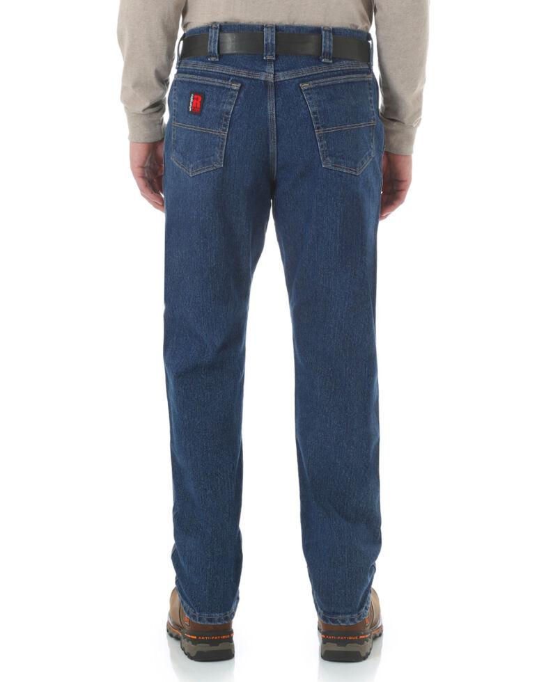 Wrangler Riggs Men's Advanced Comfort Straight Work Jeans , , hi-res