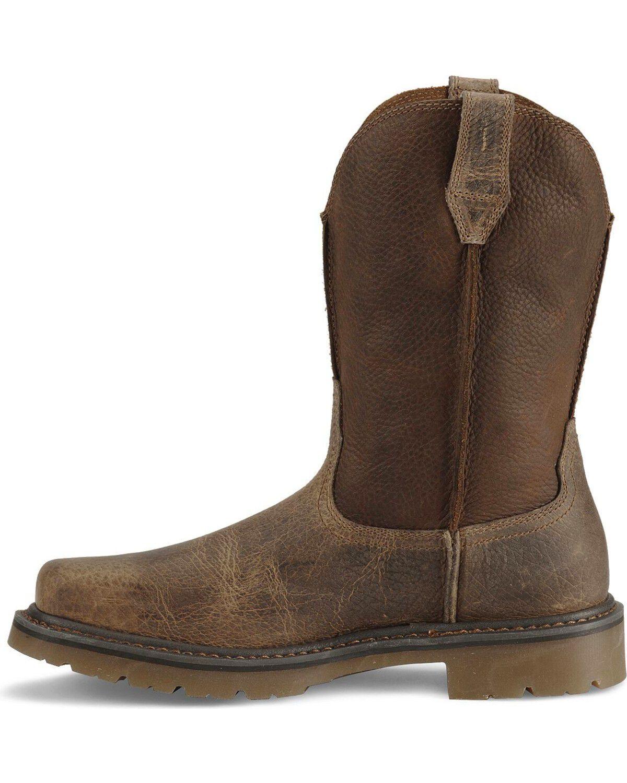 Rambler Steel Toe Work Boots   Boot Barn