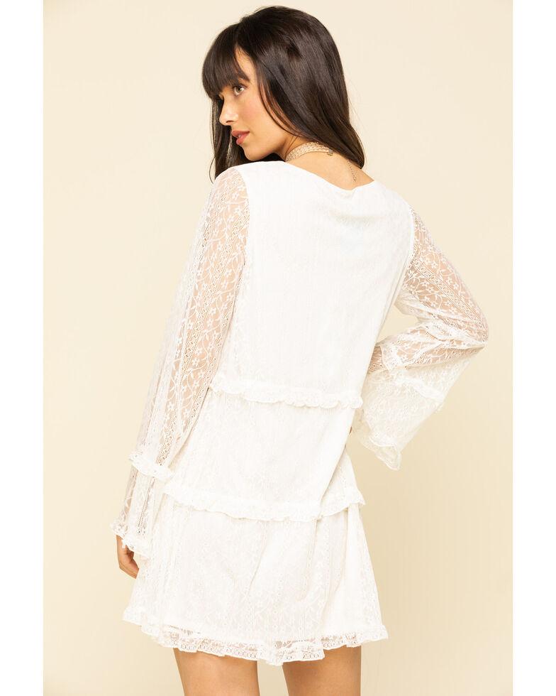 Show Me Your Mumu Women's Mansfield Mini Dress, White, hi-res