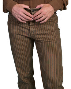 Scully Rail Striped Pants - Big & Tall, Taupe, hi-res