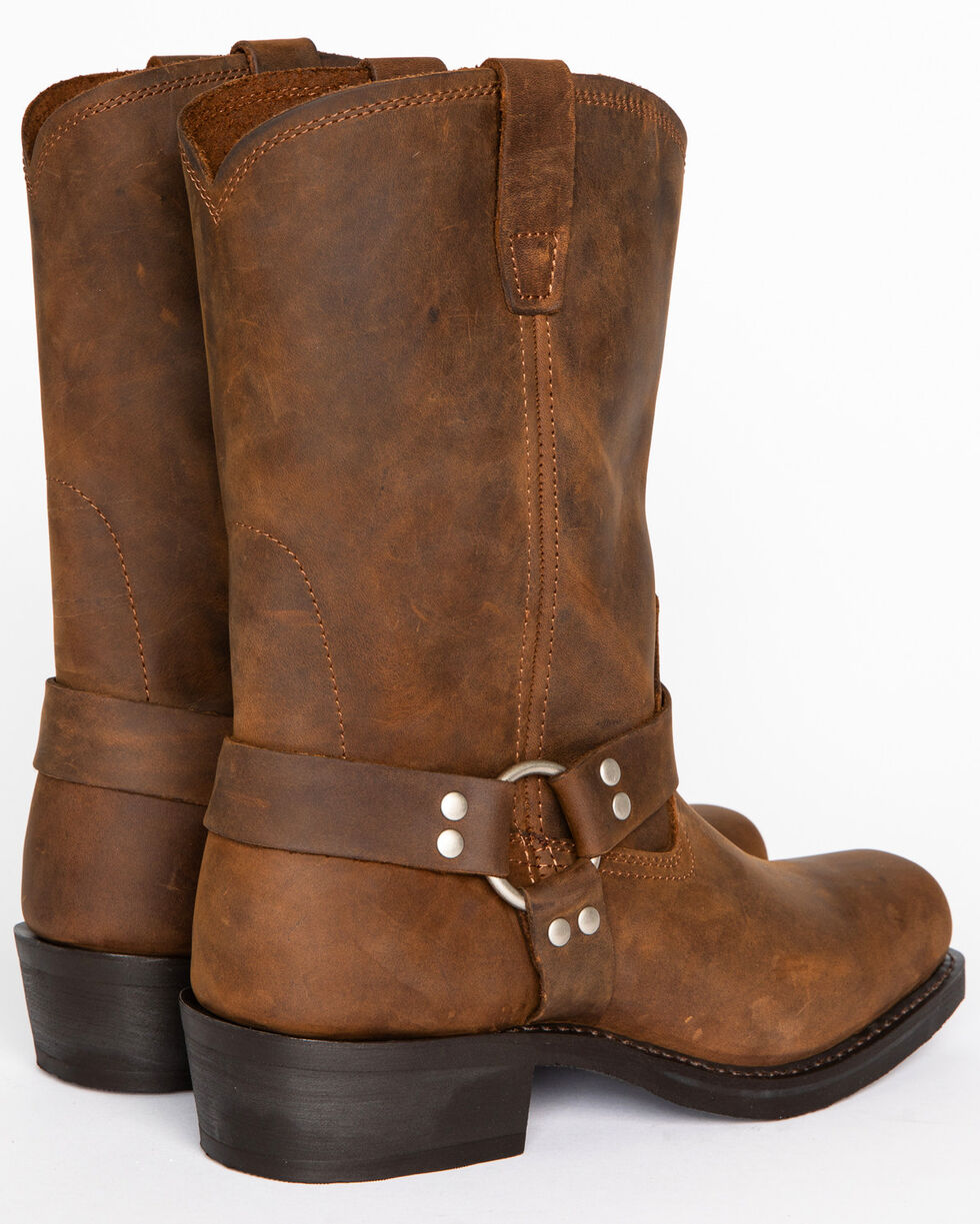 Cody James® Men's Harness Boots, Brown, hi-res
