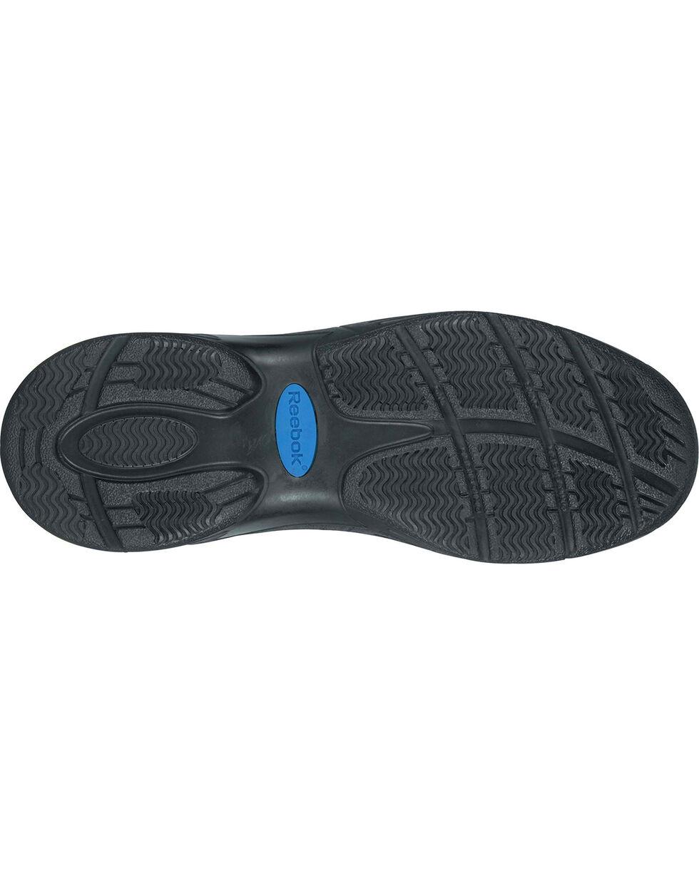 Reebok Men's TCT Waterproof Sport Hiker Boots - USPS Approved, Black, hi-res