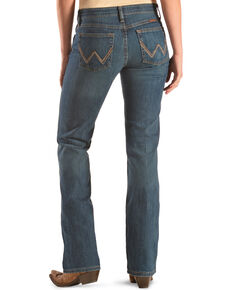 eb50cc23242a5 Wrangler Women s Tuff Buck Ultimate Riding Q-Baby Jeans