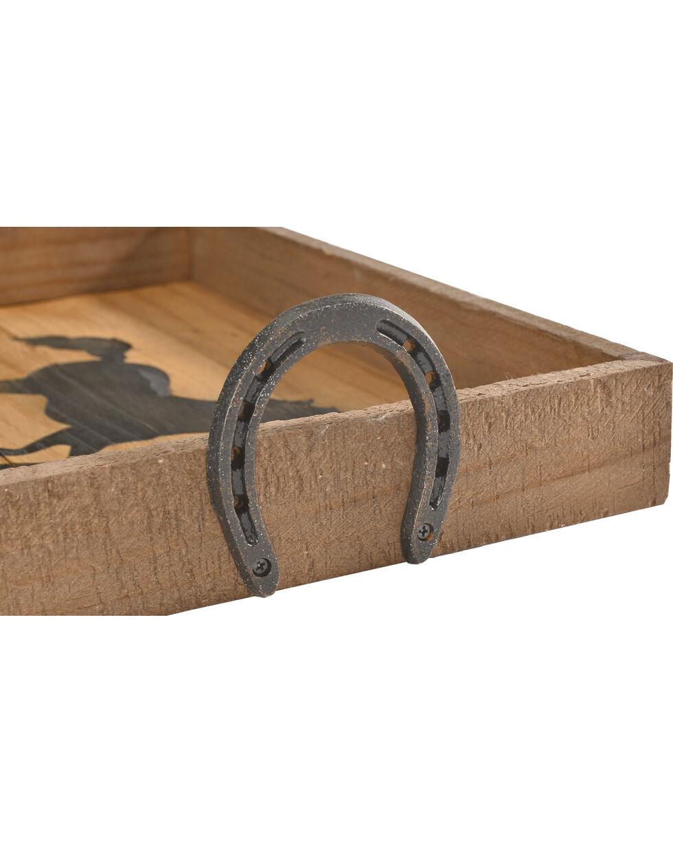 BB Ranch Reclaimed Wood Tray , No Color, hi-res