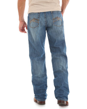 Wrangler 20X Men's No. 33 Tallahassee Extreme Relaxed Fit Jeans  , Indigo, hi-res
