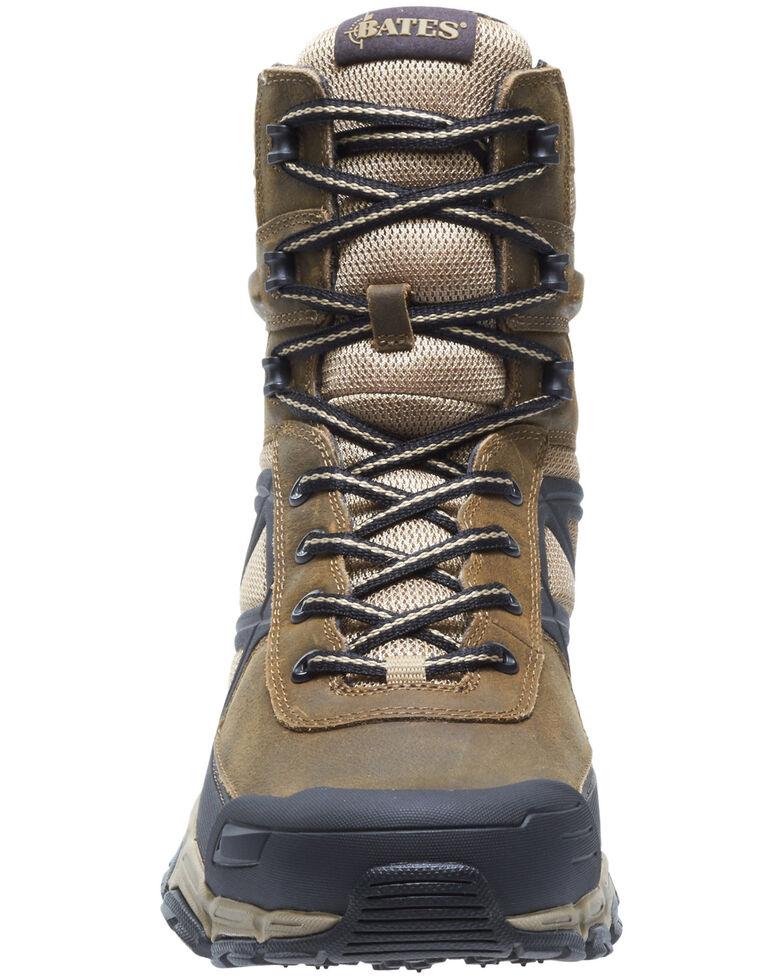 Bates Men's Velocitor FX Work Boots - Soft Toe, Dark Brown, hi-res