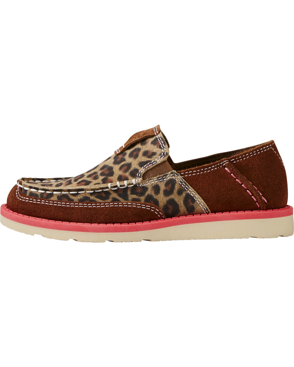 Ariat Kids' Cruiser Shoes, Cheetah, hi-res