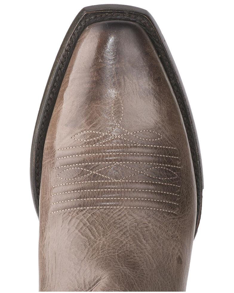 Lane Men's Ranahan Western Boots - Narrow Square Toe, Grey, hi-res