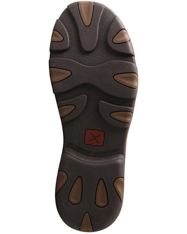 Twisted X Men's Distressed Saddle Hiker