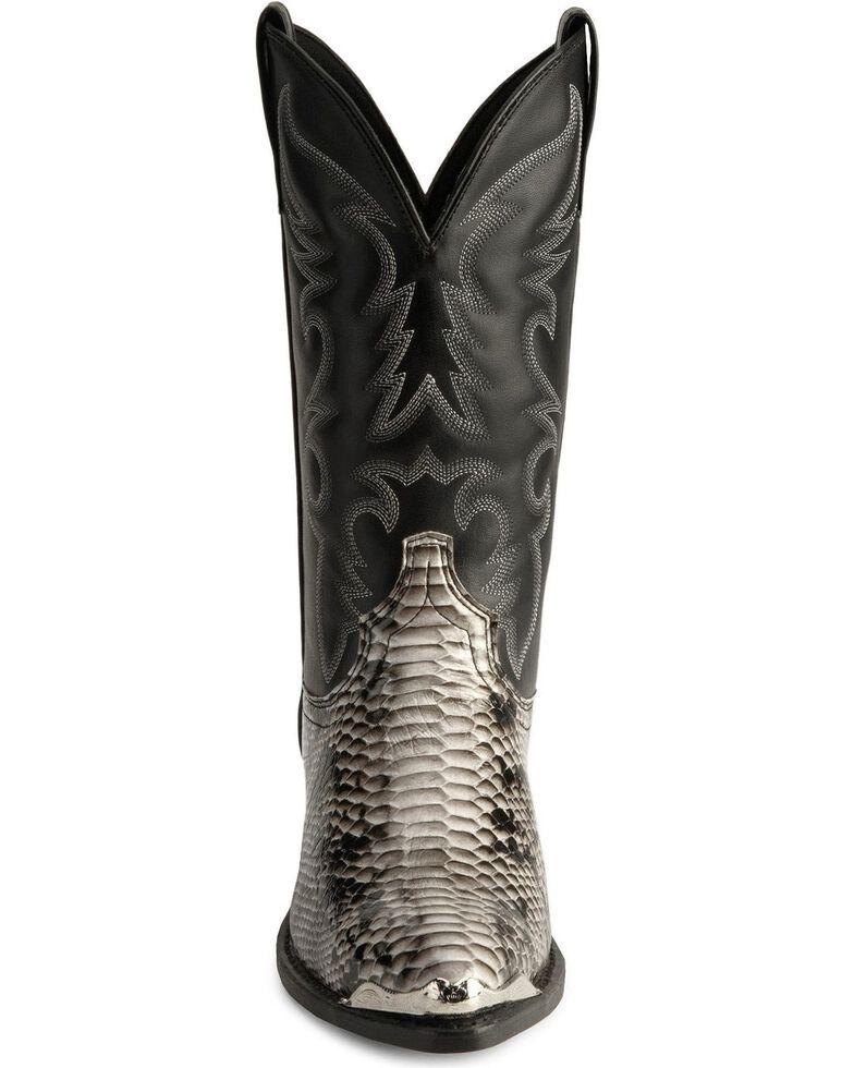 6679d6a6914 Laredo Men's Monty Snake Print Western Boots